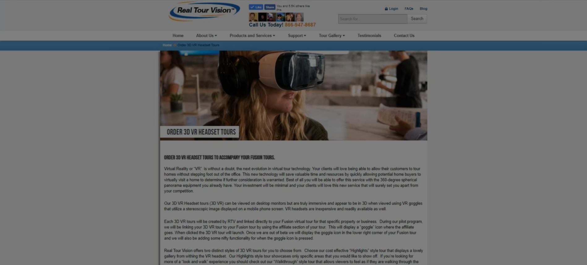 The FORMULA 80 – 3D VR headset webinar