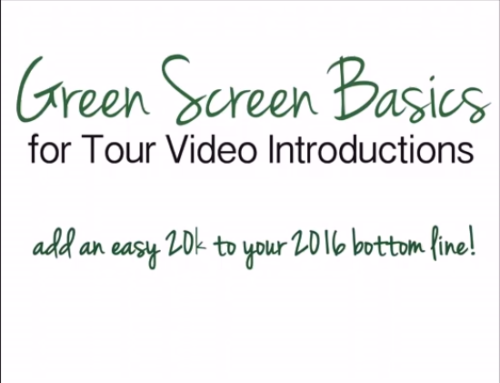 RTV Convention Series – Going Green Screen