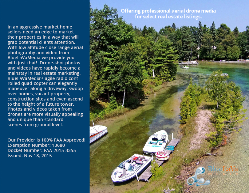 Aerial Drone Photography - For Listing Presentations
